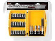 Performance Tool W9024  Quick Change Screw And Driver Set,
