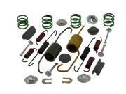 Drum Brake Hardware Kit Rear Carlson 17387