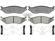 Disc Brake Pad-Advanced Technology Metallic Front,Rear Raybestos ATD1066M