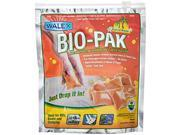 BIO-PAK TROPICAL BREEZE IS A NATURAL ENZYME DEODORIZER AND WASTE DIGESTER