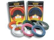 Painless 70815 14 Gauge Gray TXL Wire w/White Stripe (50ft)