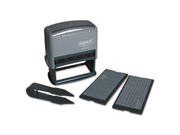 Xstamper Self Inking Custom Message Stamp Kit
