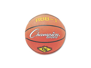 Rubber Sports Ball, For Basketball, No. 7, Official Size, Orange