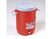 Insulated Beverage Container 16 Dia. X 20 1 2h Orange