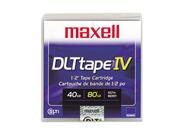 Maxell DLTtape IV DLT Data Cartridge