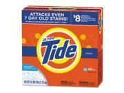 HE Laundry Detergent, Original Scent, 95oz Box