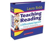 Teaching Reading: A Differentiated Approach, Binder, Grades 4 and Up,
