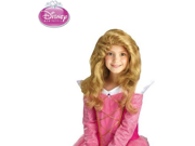 Disney Princess Sleeping Beauty Aurora Child's Light Brown Costume Dress Up Wig