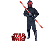Adult Star Wars Darth Maul Tunic Pants Mask Costume
