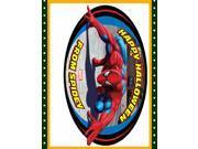 Spider-Man 3 New Spiderman Halloween Decor  Door Mat 9SIA1W20ZW3743