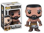 Funko - Game of Thrones  Series 1 Khal Drogo Vinyl Figure 9SIA7PX4PS7320