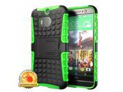 Hyperion HTC All New ONE M8 (2014) Explorer Hybrid Cell Phone Case / Cover