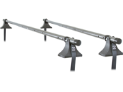 "44"" to 60"" Telescoping Roof Rack Cargo Cross Bars 150 lb. Capacity"