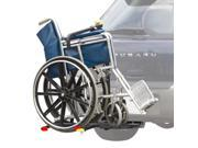 Silver Spring Manual Wheelchair Carrier with Tilting Platform