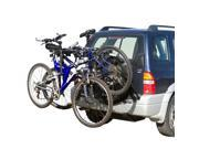 2-Bike Spare Tire Bicycle Carrier Rack for SUV and RV