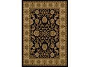 Traditional Black Rug (5'3 x 7'7) 9SIA0S748E4950