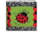 Pioneer 3-D Applique Ladybug Design Bi-directional Memo Album (Pack of 2) 9SIA3G66KP2599