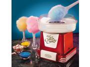 Nostalgia Electrics Red Sugar Free Hard Candy Cotton Candy Maker
