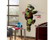 Teenage Mutant Ninja Turtles Raph Peel & Stick Giant Wall Decals 9SIA62V4WT0607
