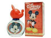 Disney 'Mickey Mouse' Men's 3.3-ounce Eau de Toilette Spray