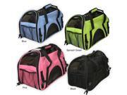Oxgord Soft-Sided Cat/ Dog Comfort Travel Pet Carrier Bag (Small)