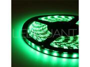 SMD 5050 60LED M Waterproof Led Flexible Strip Green 16.4FT 5M