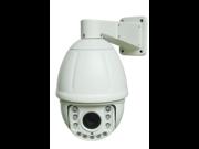 HD TVI 1080P IR 18X PTZ Camera Infrared LEDs IR Outdoor Weatherproof Security surveillance 1920 x 1080 High Definition