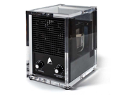 Atlas ATLS302AC Acrylic Air Purifer Dual Ozone with Washable HEPA Ionizer and UV Air Cleaner