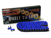 2008-2015 Suzuki Katana 650 GSX650F O-Ring Chain - Blue