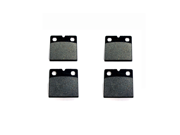 1988-1989 BMW R65 (Double rotor) Kevlar Carbon Front Brake Pads
