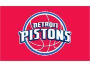 DETROIT PISTONS  NBA 3' X 5' POLY FLAG 9SIA1XV4S82115
