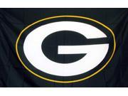 GREEN BAY PACKERS 3 X 5 FLAG 9SIA1XV4S82538