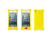 Bone Collection (iPhone5 case) Phone Bubble 5 - Safe Protective Silicone Case, with changeable Dragon charm