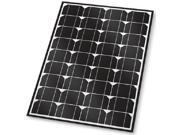 Nature Power 50132 130 Watt 12 Volt 7.22 Amp Monocrystalline Solar Panel