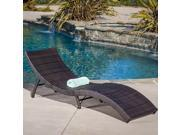 Christopher Knight Home 295566 Acapulco Folding Chaise Lounge