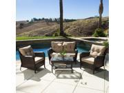 Christopher Knight Home Savona Outdoor Set