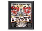 Chicago Blackhawks 2013 Stanley Cup Champions Framed 15x17 Multi-Photo Collage 9SIA1Z01FM9312