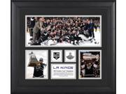 Los Angeles Kings Framed 3-Photograph Mini Panoramic Collage / Details: 2012 Stanley Cup Champions, Limited Edition of 1000 9SIA1Z01FM9287