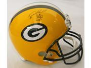 Desmond Howard Signed Green Bay Packers Riddell Full Size Replica Helmet w/SB XXXI MVP
