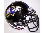 Baltimore Ravens Riddell Full Size Authentic Proline Football Helmet - with the special Ray Lewis style facemask