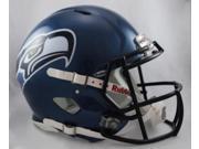 Seattle Seahawks Riddell Speed Revolution Full Size Authentic Proline Football Helmet