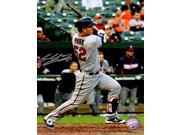 Byung Ho Park Signed Minnesota Twins 1st MLB Base Hit Action 8x10 Photo 9SIA1Z044C5331