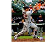 Schwartz Sports Memorabilia PAR08P101 8 x 10 in. Byung Ho Park Signed Minnesota Twins 1st MLB Base Hit Action Photo 9SIA00Y6G95077