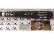 (ABAT-LONGORIA-B-MLB) Evan Longoria Hand Signed Baseball Bat - MLBA 9SIA1Z04BS4154