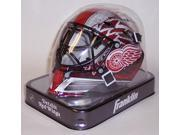 FRKLNHCKYREDWINGSMM Detroit Red Wings Franklin Sports NHL Mini Goalie Mask 9SIA1Z06JV6055