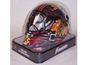 FRKLNHCKYBLKHAWKSMM Chicago Blackhawks Franklin Sports NHL Mini Goalie Mask 9SIA1Z06JV5960