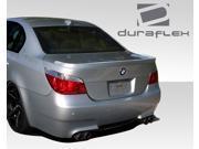 Duraflex FRP  BMW 5 Series E60 4DR  HM-S Rear Wing Trunk Lid Spoiler - 1 Piece > 2004-2010