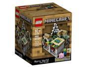LEGO Minecraft The Village #21105
