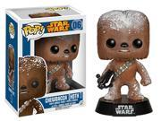 FUNKO Pop Star Wars Hoth Chewbacca Vinyl Figure - GameStop Exclusive 9SIV16A66U5183