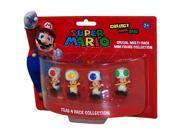 Nintendo Super Mario Toad Mini Figure Collection